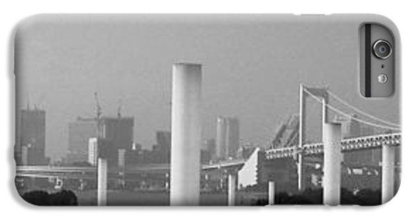 Tokyo Panorama IPhone 6s Plus Case by Naxart Studio