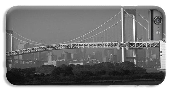 Tokyo Rainbow Bridge IPhone 6s Plus Case by Naxart Studio
