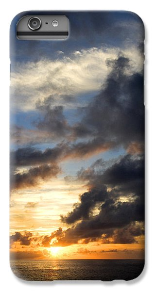 Tropical Sunset IPhone 6s Plus Case by Fabrizio Troiani
