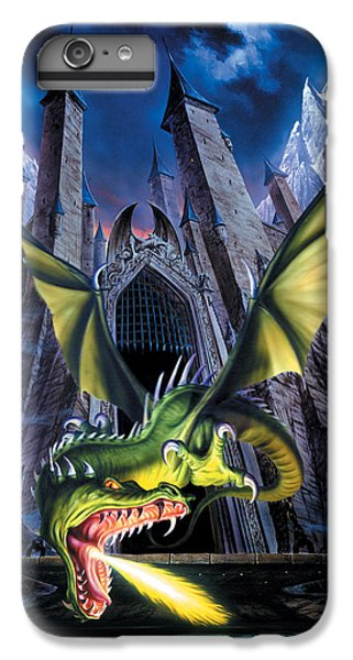 Unleashed IPhone 6s Plus Case by The Dragon Chronicles