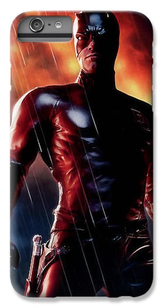 Daredevil Collection IPhone 6s Plus Case by Marvin Blaine