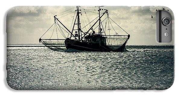 Fishing Boat IPhone 6s Plus Case by Joana Kruse