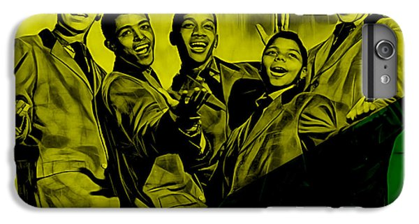 Frankie Lymon Collection IPhone 6s Plus Case by Marvin Blaine