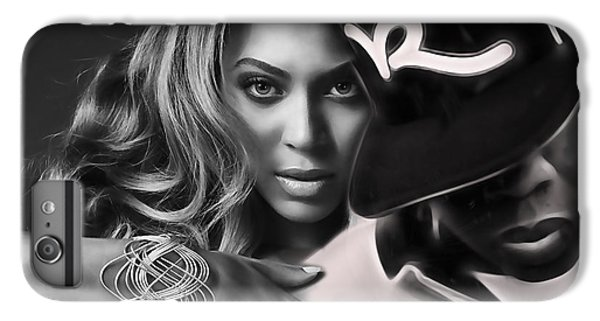 Jay Z Beyonce Collection IPhone 6s Plus Case by Marvin Blaine