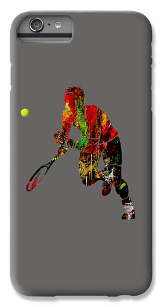 Mens Tennis Collection IPhone 6s Plus Case by Marvin Blaine