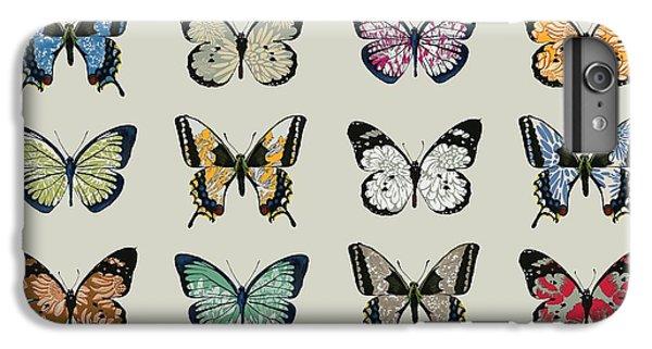 Papillon IPhone 6s Plus Case by Sarah Hough