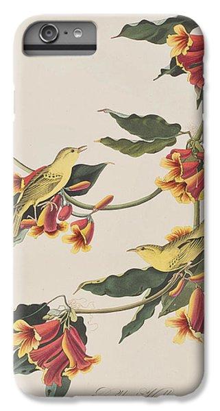 Rathbone Warbler IPhone 6s Plus Case by John James Audubon