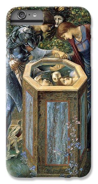 The Baleful Head IPhone 6s Plus Case by Edward Burne-Jones