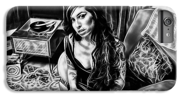 Amy Winehouse Collection IPhone 6s Plus Case by Marvin Blaine