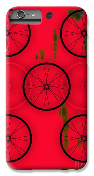 Bicycle Wheel Collection IPhone 6s Plus Case by Marvin Blaine