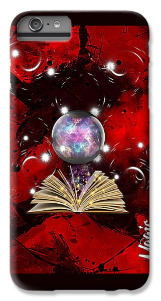 Magic Collection IPhone 6s Plus Case by Marvin Blaine