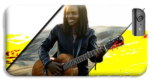 Tracy Chapman Collection IPhone 6s Plus Case by Marvin Blaine