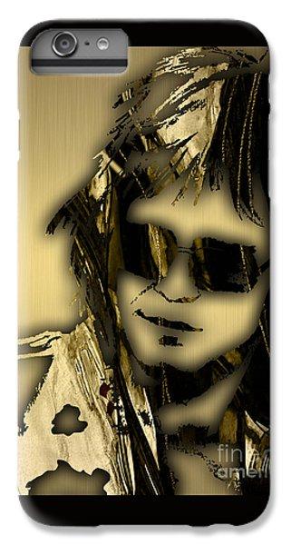 Elton John Collection IPhone 6s Plus Case by Marvin Blaine