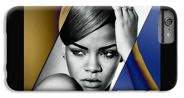 Rihanna Collection IPhone 6s Plus Case by Marvin Blaine