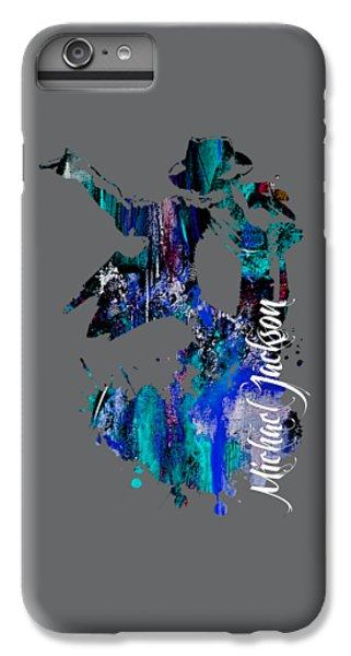 Michael Jackson Collection IPhone 6s Plus Case by Marvin Blaine