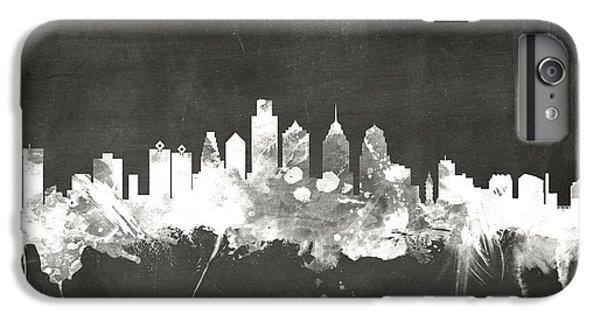 Philadelphia Pennsylvania Skyline IPhone 6s Plus Case by Michael Tompsett