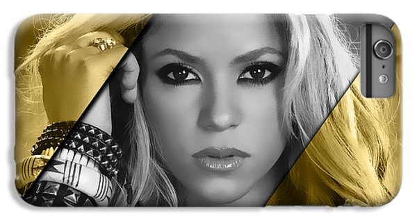 Shakira Collection IPhone 6s Plus Case by Marvin Blaine