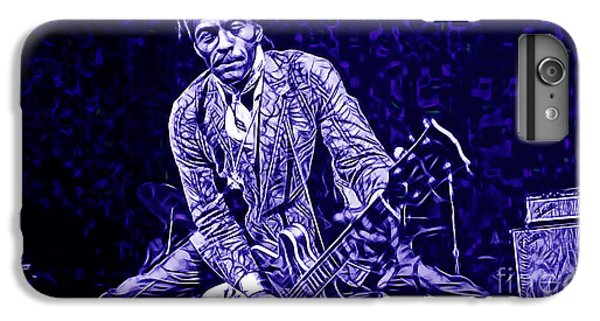 Chuck Berry Collection IPhone 6s Plus Case by Marvin Blaine