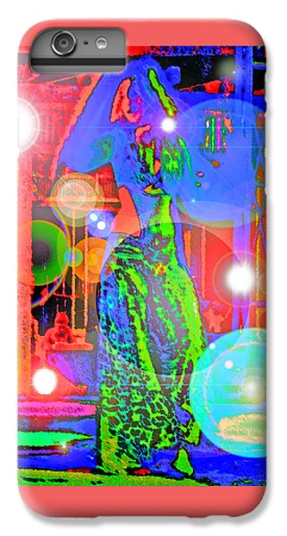 Belly Dance IPhone 6s Plus Case by Andy Za