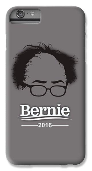 Bernie Sanders IPhone 6s Plus Case by Marvin Blaine