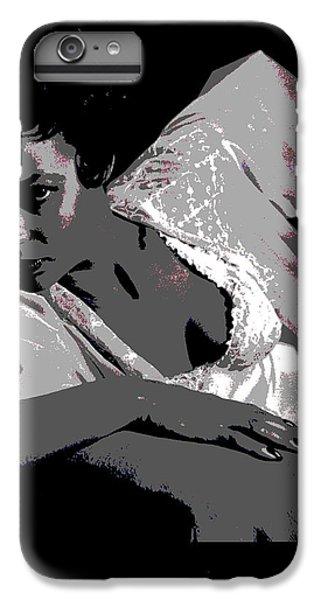 Dorothy Jean Dandridge IPhone 6s Plus Case by Charles Shoup