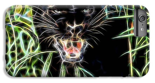 Panther Collection IPhone 6s Plus Case by Marvin Blaine