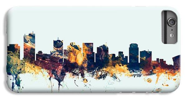 Phoenix Arizona Skyline IPhone 6s Plus Case by Michael Tompsett