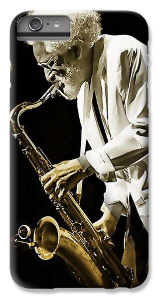 Sonny Rollins Collection IPhone 6s Plus Case by Marvin Blaine
