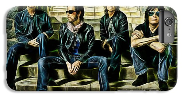 Stone Temple Pilots Collection IPhone 6s Plus Case by Marvin Blaine