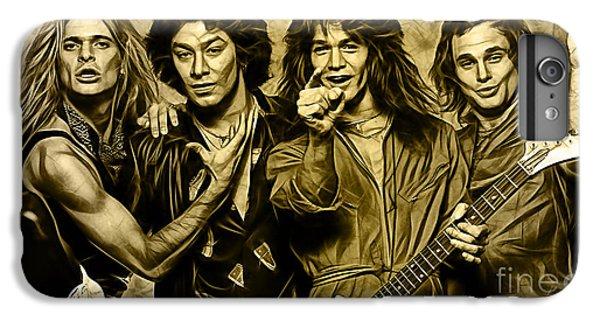 Van Halen Collection IPhone 6s Plus Case by Marvin Blaine