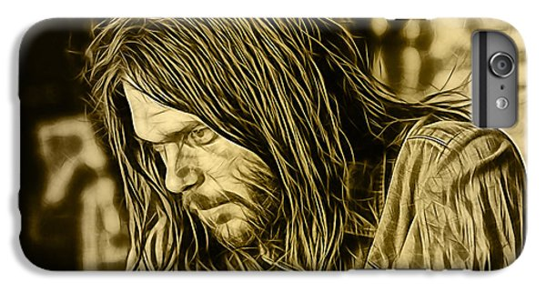 Neil Young Collection IPhone 6s Plus Case by Marvin Blaine
