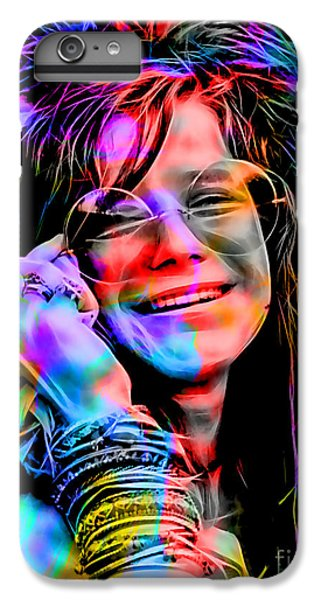 Janis Joplin Collection IPhone 6s Plus Case by Marvin Blaine