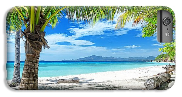Beach Collection IPhone 6s Plus Case by Marvin Blaine