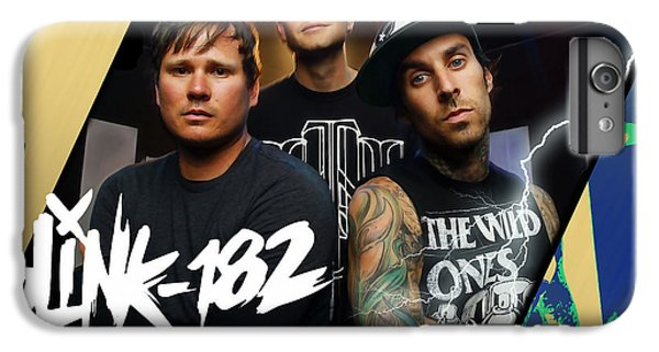 Blink 182 Collection IPhone 6s Plus Case by Marvin Blaine