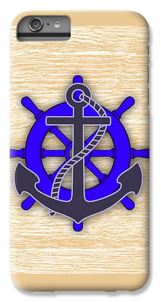 Nautical Collection IPhone 6s Plus Case by Marvin Blaine