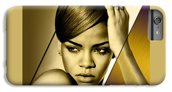 Rhianna Collection IPhone 6s Plus Case by Marvin Blaine