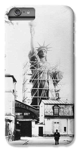 Statue Of Liberty, Paris IPhone 6s Plus Case by Granger