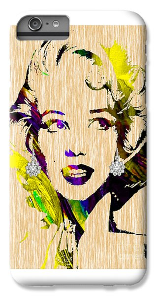 Marilyn Monroe Collection IPhone 6s Plus Case by Marvin Blaine