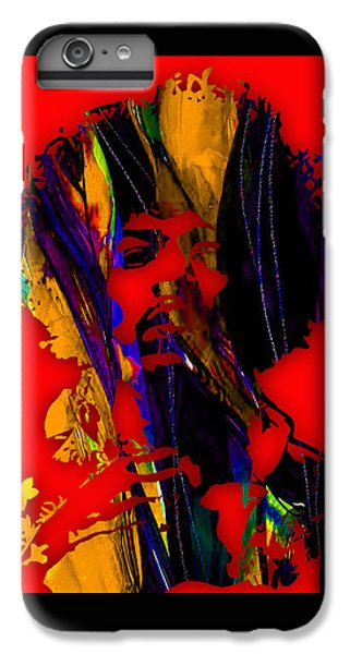 Jimi Hendrix Collection IPhone 6s Plus Case by Marvin Blaine