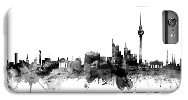 Berlin Germany Skyline IPhone 6s Plus Case by Michael Tompsett