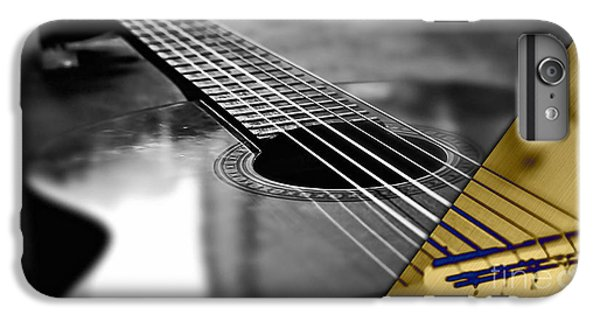 Acoustic Guitar Collection IPhone 6s Plus Case by Marvin Blaine