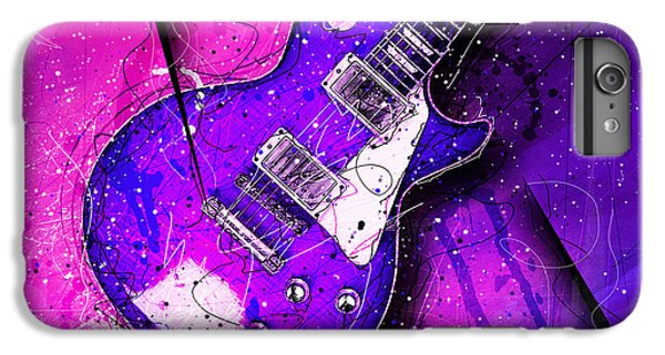 59 In Blue IPhone 6s Plus Case by Gary Bodnar