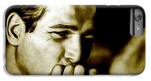 Paul Newman Collection IPhone 6s Plus Case by Marvin Blaine