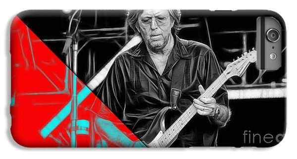 Eric Clapton Collection IPhone 6s Plus Case by Marvin Blaine