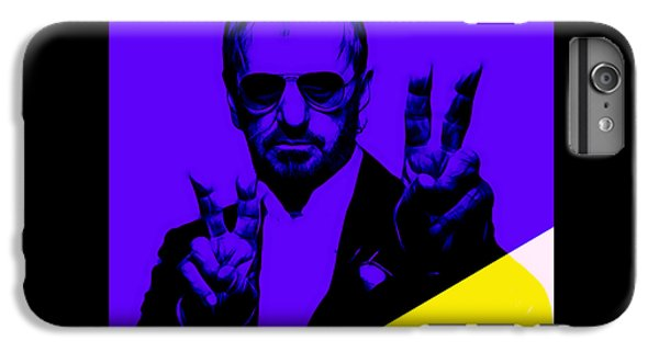 Ringo Starr Collection IPhone 6s Plus Case by Marvin Blaine