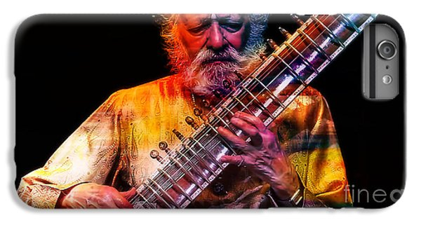 Ravi Shankar Collection IPhone 6s Plus Case by Marvin Blaine