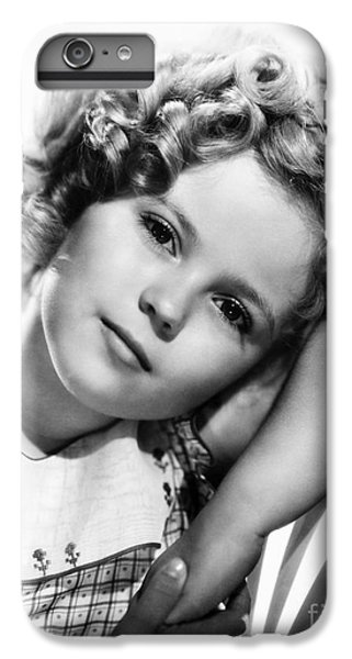 Shirley Temple (1928-  ) IPhone 6s Plus Case by Granger