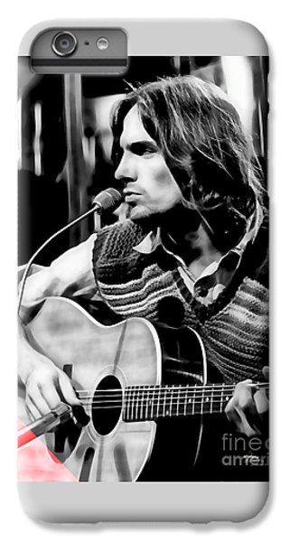 James Taylor Collection IPhone 6s Plus Case by Marvin Blaine