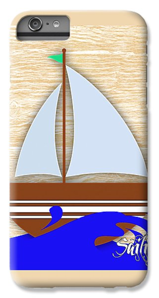 Sailing Collection IPhone 6s Plus Case by Marvin Blaine