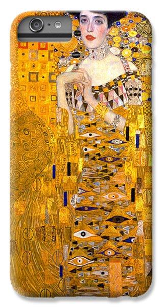 Adele Bloch-bauer Portrait 1907 IPhone 6s Plus Case by Padre Art